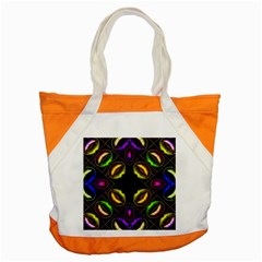 Sassy Neon Lips  Accent Tote Bag by OCDesignss