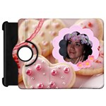 Heart Cookies-Kindle Fire HD Case - Kindle Fire HD Flip 360 Case