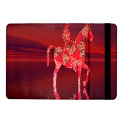 Riding At Dusk Samsung Galaxy Tab Pro 10 1  Flip Case by icarusismartdesigns