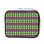 Pattern Mini Travel Toiletry Bag (One Side) Front