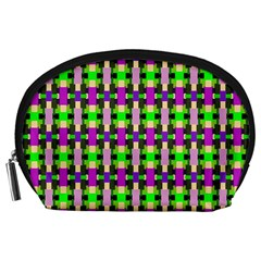 Pattern Accessory Pouch (large) by Siebenhuehner