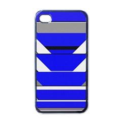 Pattern Apple Iphone 4 Case (black) by Siebenhuehner