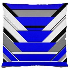 Pattern Standard Flano Cushion Case (two Sides) by Siebenhuehner