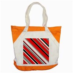 Pattern Accent Tote Bag by Siebenhuehner