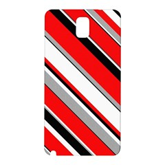 Pattern Samsung Galaxy Note 3 N9005 Hardshell Back Case by Siebenhuehner