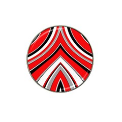 Pattern Golf Ball Marker 10 Pack (for Hat Clip) by Siebenhuehner