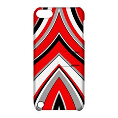 Pattern Apple Ipod Touch 5 Hardshell Case With Stand by Siebenhuehner
