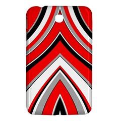 Pattern Samsung Galaxy Tab 3 (7 ) P3200 Hardshell Case  by Siebenhuehner