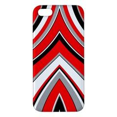 Pattern Iphone 5s Premium Hardshell Case by Siebenhuehner