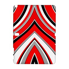 Pattern Samsung Galaxy Note 10 1 (p600) Hardshell Case by Siebenhuehner