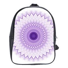 Mandala School Bag (xl) by Siebenhuehner