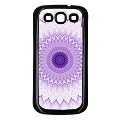 Mandala Samsung Galaxy S3 Back Case (black) by Siebenhuehner