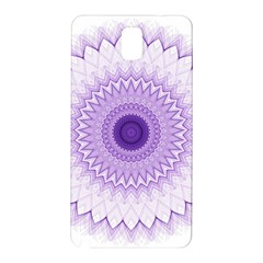 Mandala Samsung Galaxy Note 3 N9005 Hardshell Back Case by Siebenhuehner