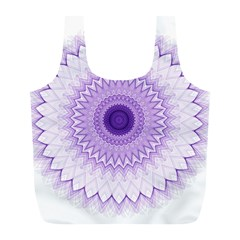 Mandala Reusable Bag (l) by Siebenhuehner