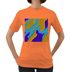 Pattern Women s T Shirt (colored) by Siebenhuehner