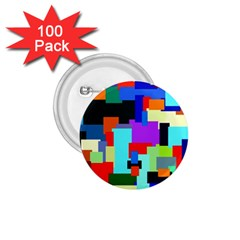 Pattern 1 75  Button (100 Pack) by Siebenhuehner
