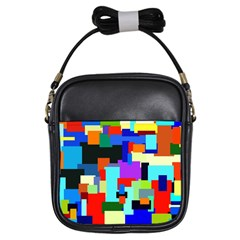 Pattern Girl s Sling Bag