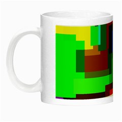 Pattern Glow In The Dark Mug