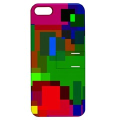 Pattern Apple Iphone 5 Hardshell Case With Stand by Siebenhuehner