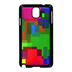 Pattern Samsung Galaxy Note 3 Neo Hardshell Case (black)
