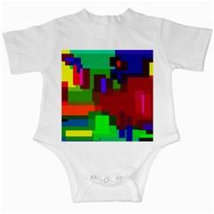 Pattern Infant Bodysuit