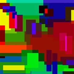 Pattern Canvas 20  X 20  (unframed)