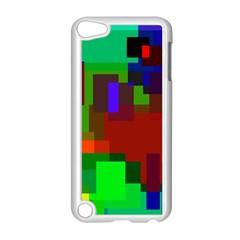 Pattern Apple Ipod Touch 5 Case (white) by Siebenhuehner