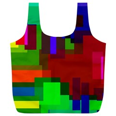 Pattern Reusable Bag (xl)