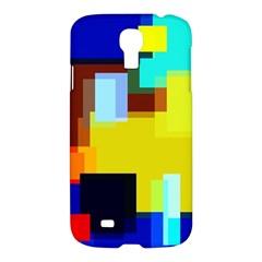 Pattern Samsung Galaxy S4 I9500/i9505 Hardshell Case
