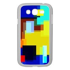 Pattern Samsung Galaxy Grand Duos I9082 Case (white)