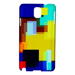Pattern Samsung Galaxy Note 3 N9005 Hardshell Case by Siebenhuehner
