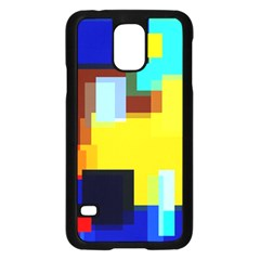 Pattern Samsung Galaxy S5 Case (black) by Siebenhuehner