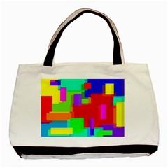 Pattern Classic Tote Bag by Siebenhuehner