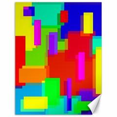 Pattern Canvas 18  X 24  (unframed)