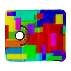 Pattern Samsung Galaxy S  Iii Flip 360 Case by Siebenhuehner