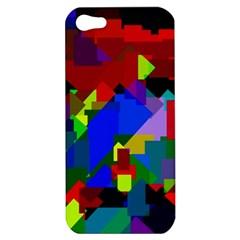 Pattern Apple Iphone 5 Hardshell Case by Siebenhuehner