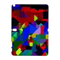 Pattern Samsung Galaxy Note 10 1 (p600) Hardshell Case by Siebenhuehner
