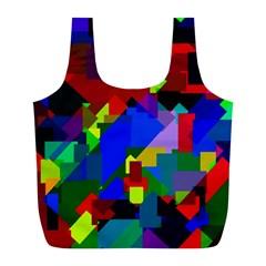 Pattern Reusable Bag (l)