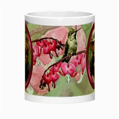 Bleeding Heart Night Luminous Mug Pink By Chere s Creations   Night Luminous Mug   3zkqr5xwdvwf   Www Artscow Com Center