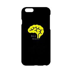 All Brains  Apple Iphone 6 Hardshell Case