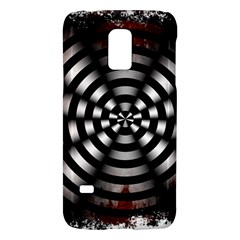 Zombie Apocalypse Warning Sign Samsung Galaxy S5 Mini Hardshell Case  by StuffOrSomething