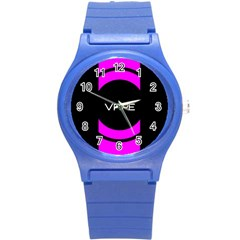 Vape Abstract Plastic Sport Watch (small) by OCDesignss