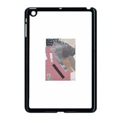 Clarissa On My Mind Apple Ipad Mini Case (black) by KnutVanBrijs