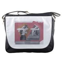 Marushka Messenger Bag by KnutVanBrijs