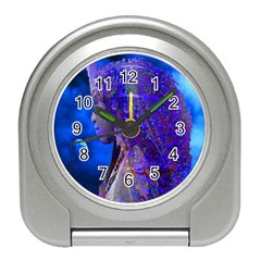 Moon Shadow Desk Alarm Clock