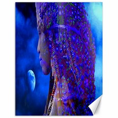 Moon Shadow Canvas 18  X 24  (unframed) by icarusismartdesigns