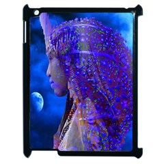 Moon Shadow Apple Ipad 2 Case (black) by icarusismartdesigns