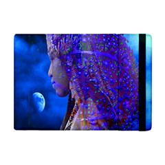 Moon Shadow Apple Ipad Mini Flip Case by icarusismartdesigns