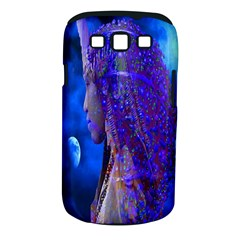 Moon Shadow Samsung Galaxy S Iii Classic Hardshell Case (pc+silicone) by icarusismartdesigns
