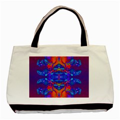 Abstract Reflections Classic Tote Bag by icarusismartdesigns
